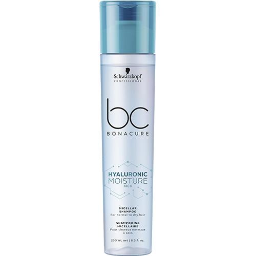 BC BONACURE HYALURONIC MOISTURE KICK Micellar Shampoo