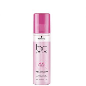 BC BONACURE ph4.5 COLOR FREEZE Spray Conditioner