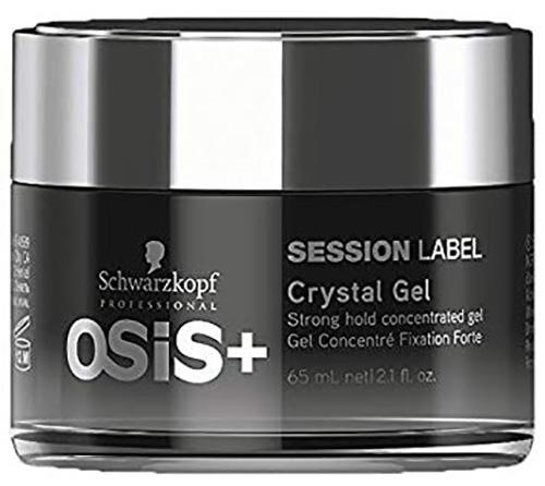 OSIS+ SESSION LABEL Crystal Gel