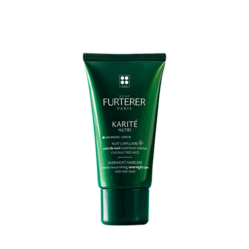 René Furterer Karité Nutri Nuit capillaire nutrition intense